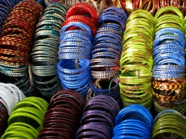 Bangle bracelets for sale in New Delhi